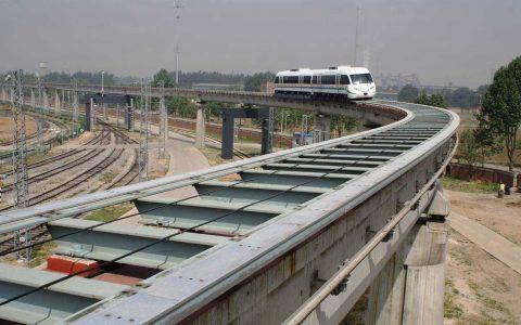 新型轨道交通选线设计出图
