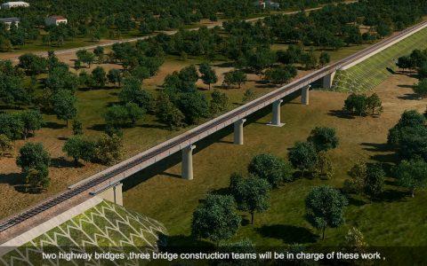 铁路公路BIM设计软件研发